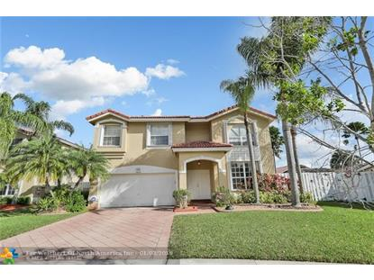 2422 NW 138th Dr  Sunrise, FL MLS# F10155762