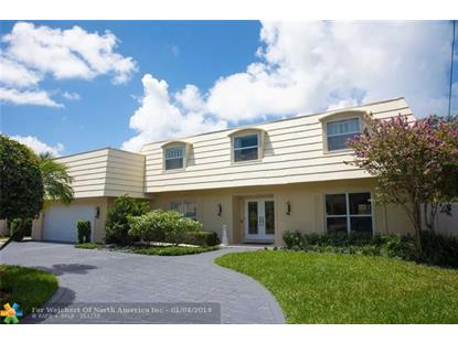 3031 NE 45th St  Fort Lauderdale, FL MLS# F10156007