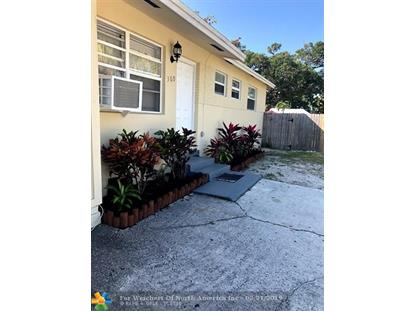 360 NW 8th St  Fort Lauderdale, FL MLS# F10156294