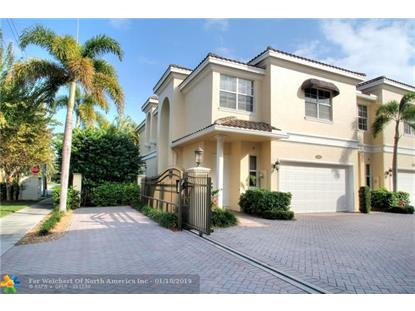 1530 NE 7th St  Fort Lauderdale, FL MLS# F10156800