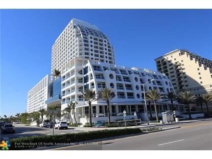 551 N Fort Lauderdale Beach Blvd  Fort Lauderdale, FL MLS# F10157098