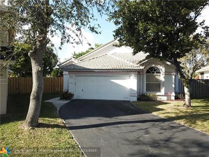 6995 NW 29 COURT  Margate, FL MLS# F10157157