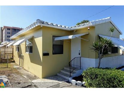 1830 Garfield St  Hollywood, FL MLS# F10157352