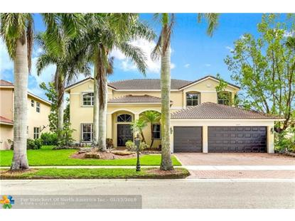 809 Regal Cove Rd  Weston, FL MLS# F10157376