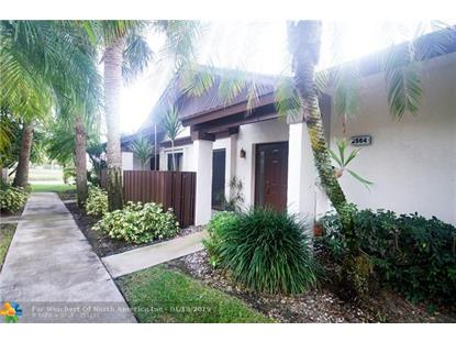 2564 N Carambola Cir N  Coconut Creek, FL MLS# F10157676