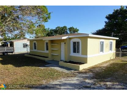 1612 NW 13th St  Fort Lauderdale, FL MLS# F10157704
