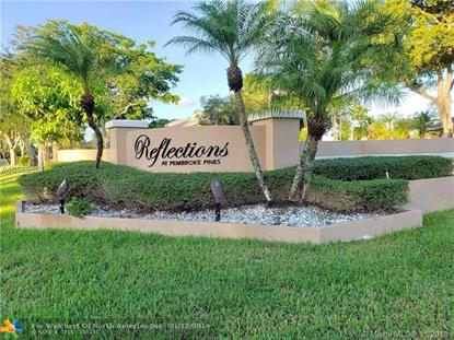 1701 NW 96th Ter  Pembroke Pines, FL MLS# F10157786