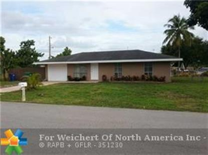 6204 SW 22nd St  Miramar, FL MLS# F10157801