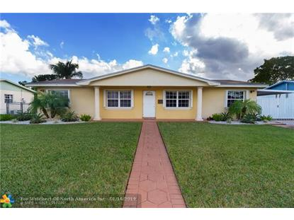 82 NE 206th Ter  Miami, FL MLS# F10157923