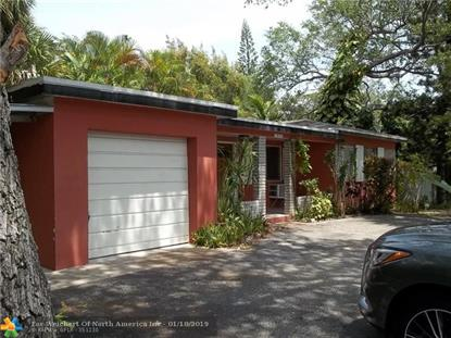 1435 SW 28th St  Fort Lauderdale, FL MLS# F10158003