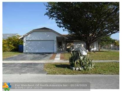 414 SW 75th Ter  North Lauderdale, FL MLS# F10158058
