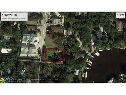 0 SW 7th St  Fort Lauderdale, FL MLS# F10158160