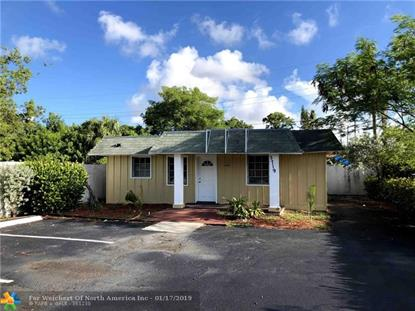 2719 NW 6th St  Fort Lauderdale, FL MLS# F10158320