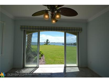 4 Harbour Isle Drive East  Hutchinson Island, FL MLS# F10158395