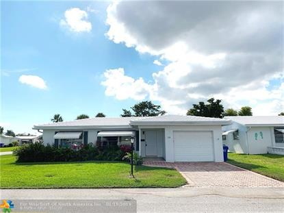500 NW 26th St  Pompano Beach, FL MLS# F10158397