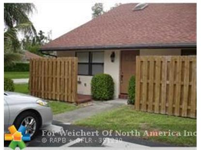4891 SW 64th Way  Davie, FL MLS# F10158773