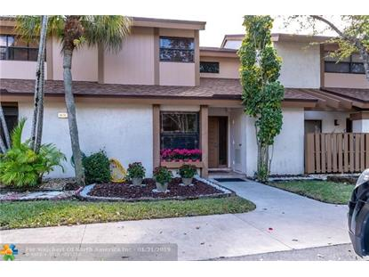 4672 NW 30th  Coconut Creek, FL MLS# F10158852