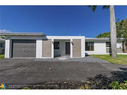 441 NE 24th St  Boca Raton, FL MLS# F10158869