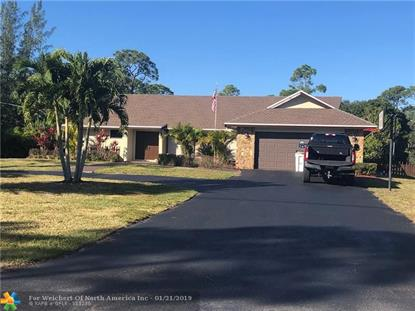6165 NW 69th Way  Parkland, FL MLS# F10158909