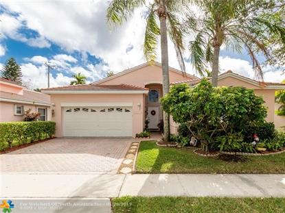 1622 SW 149th Ave  Pembroke Pines, FL MLS# F10158919