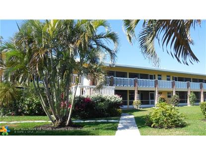 2541 NE 11th St  Pompano Beach, FL MLS# F10158962