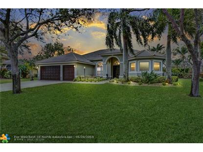 6717 NW 107th Way  Parkland, FL MLS# F10159066