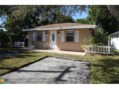 3330 NE 5th Ave  Oakland Park, FL MLS# F10160328
