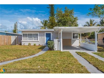 1240 NW 7th Ter  Fort Lauderdale, FL MLS# F10162697