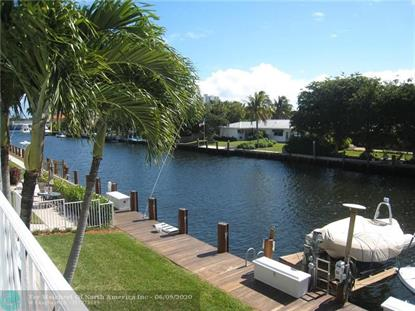2830 NE 30th St  Fort Lauderdale, FL MLS# F10162801