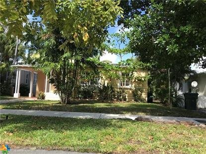1629 NE 4th Pl  Fort Lauderdale, FL MLS# F10163391