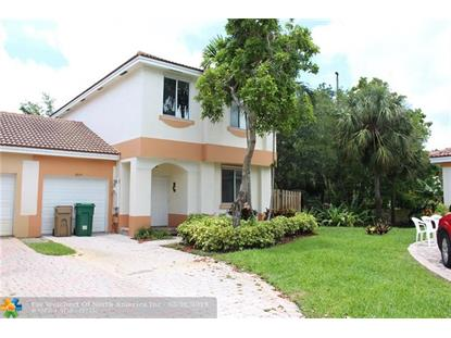 6627 HIDDEN COVE DR  Davie, FL MLS# F10163607