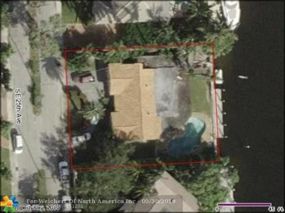 724 SE 25th Ave  Fort Lauderdale, FL MLS# F10165906
