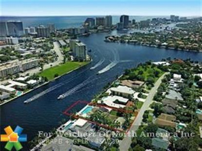 616 Intracoastal Dr  Fort Lauderdale, FL MLS# F10182334