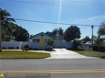 1240 NE 34th Ct  Oakland Park, FL MLS# F10191593