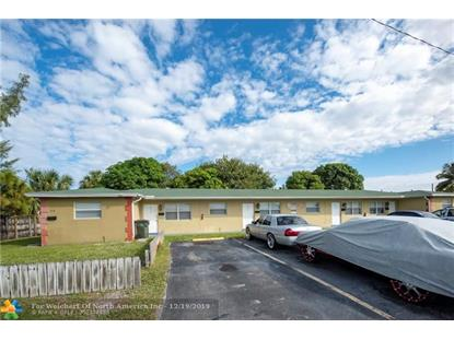 4008 NW 5th Ave  Oakland Park, FL MLS# F10207965