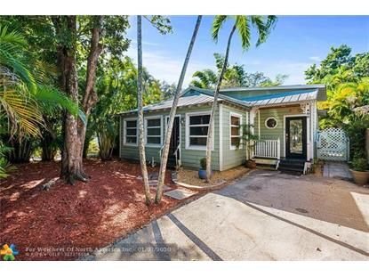 405 Seminole Ave  Fort Lauderdale, FL MLS# F10210018