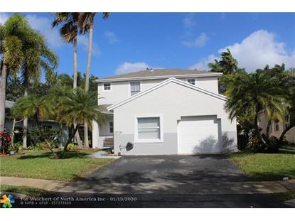20729 NW 3rd Ct  Pembroke Pines, FL MLS# F10211638
