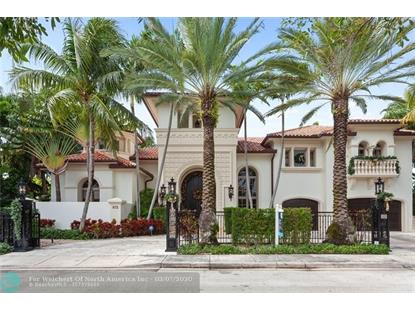 813 SE 25th Ave  Fort Lauderdale, FL MLS# F10211822