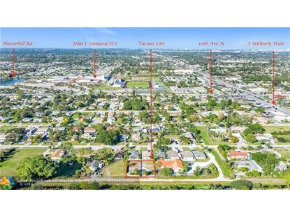 o Springfield St  Lake Worth, FL MLS# F10212511