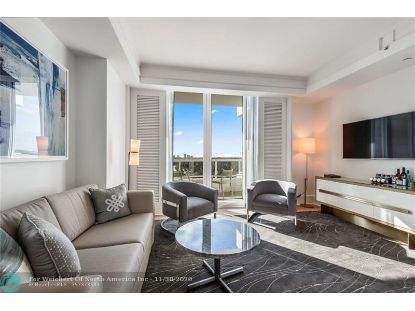 1 N Fort Lauderdale Beach Blvd  Fort Lauderdale, FL MLS# F10212799
