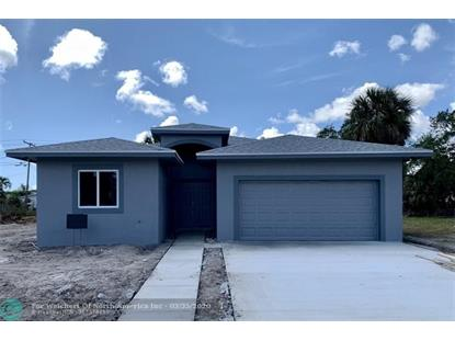 2824 NW 11th St  Fort Lauderdale, FL MLS# F10220263