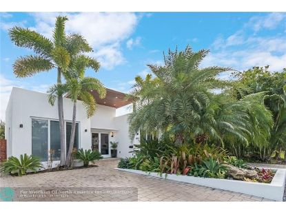 612 Flamingo Dr  Fort Lauderdale, FL MLS# F10222715