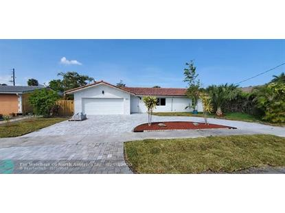 1821 NE 65th St  Fort Lauderdale, FL MLS# F10222808