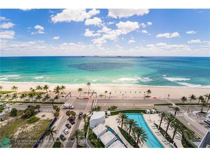 701 N Fort Lauderdale Beach Blvd  Fort Lauderdale, FL MLS# F10227569