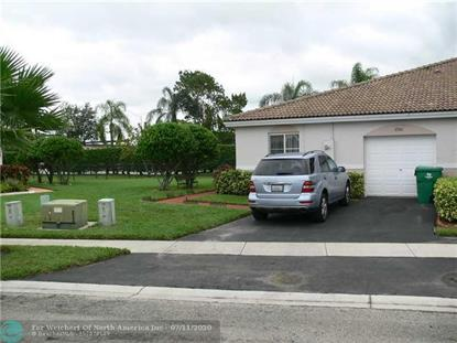 1751 SW 112th Ter  Miramar, FL MLS# F10229974