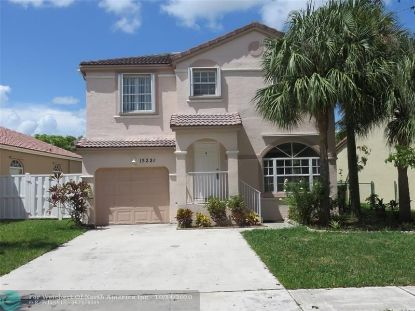 15221 NW 6th Ct  Pembroke Pines, FL MLS# F10231088