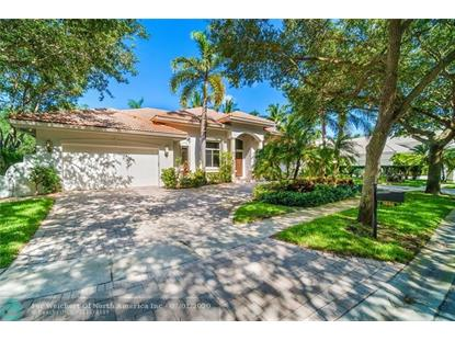 3696 Estate Oak Cir  Fort Lauderdale, FL MLS# F10231612