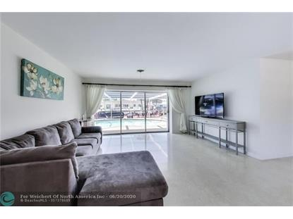 1418 NE 57th Ct  Fort Lauderdale, FL MLS# F10234897