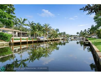 6350 NE 20th Ter  Fort Lauderdale, FL MLS# F10235396