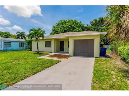 2911 NW 25th St  Fort Lauderdale, FL MLS# F10235761